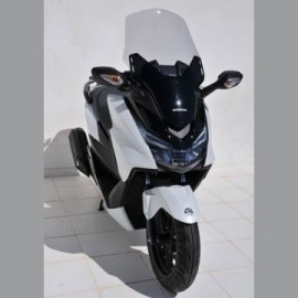 0101*153 : Bulle HP Ermax +10cm Forza 125 300 NSS