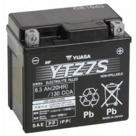 YTZ7S : Batterie Yuasa YTZ7S Forza 125