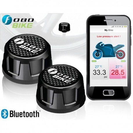 FM2410-BK : FOBO Tire Pressure Monitoring System Forza 125 300 NSS