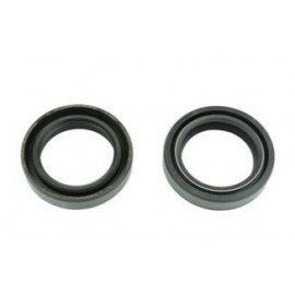 P40FORK455137 : Fork oil seals Forza 125