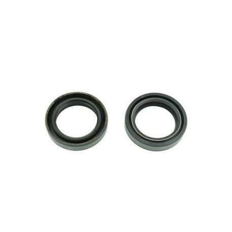 P40FORK455137 : Fork oil seals Forza