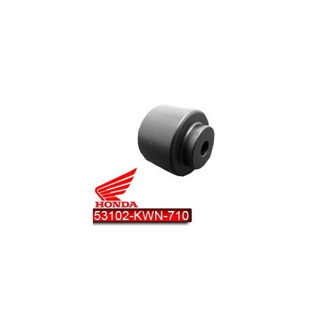 53102-KWN-710 et 90191-KWB-600 : Honda Handlebar Endcap Forza 125 300 NSS