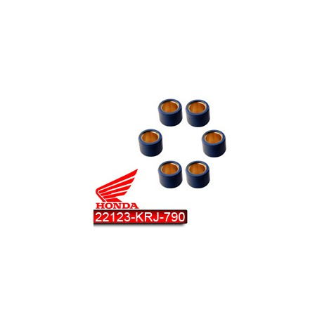 22123-KRJ-790 : S-Wing Roller Weights Forza 125 300 NSS