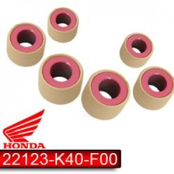 22123-K40-F00 : Jeu de galets d'origine V1 Forza