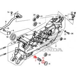 15421-KPL-900 + 91302-001-020 : Kit Crépine moteur Forza