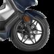 61110-K40-F60ZX : Garde-boue Avant d'Origine Forza