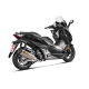 S-H125R5-HRSS : Akrapovic Full Exhaust System Forza 125 300 NSS