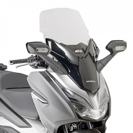 D1166ST : Givi high windshield Forza 125 300 NSS