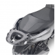 SR1187B : Support top-case Givi Forza Forza 125 300 NSS