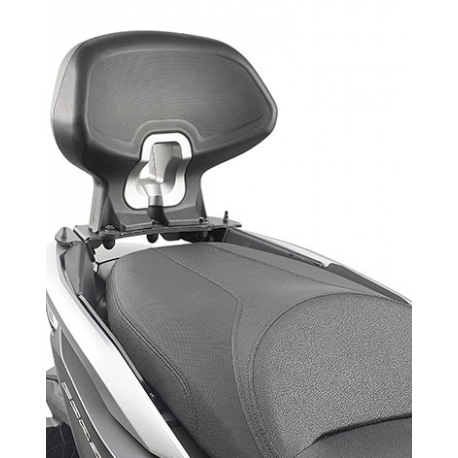 TB1187A : Dosseret passager Givi Forza 125 300 NSS