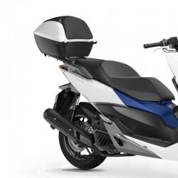 08L70-K40-F00 + 08L70-K40-F30 : Honda official 35l topbox Forza 125 300 NSS