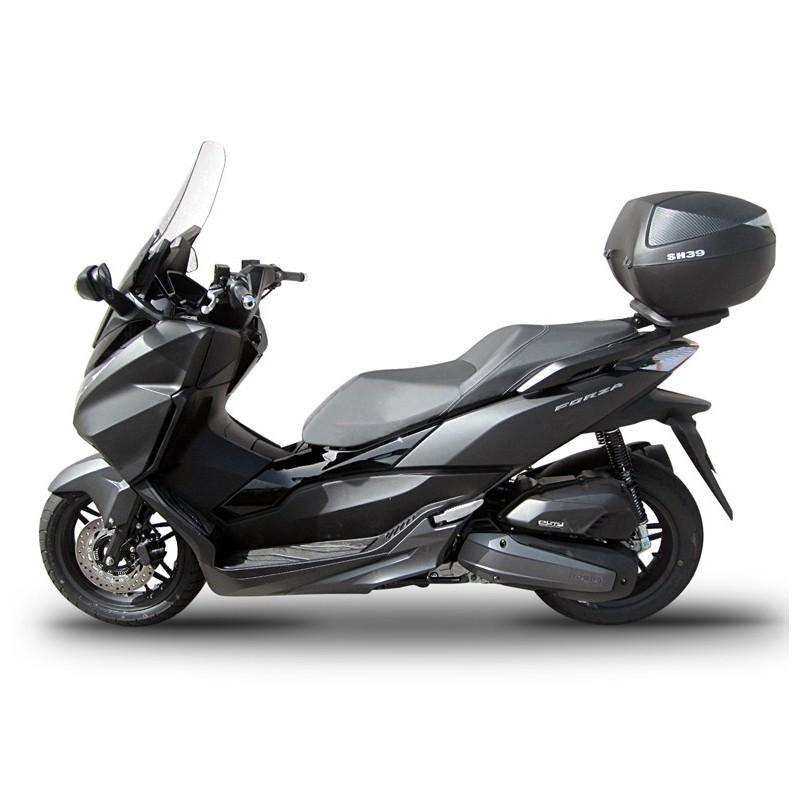 top case shad sh39 forza 125 shop l 39 usine motos. Black Bedroom Furniture Sets. Home Design Ideas