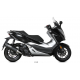 1096373001 - MV.HO.0002.LV : MIVV Mover stainless steel exhaust Forza 125 300 NSS