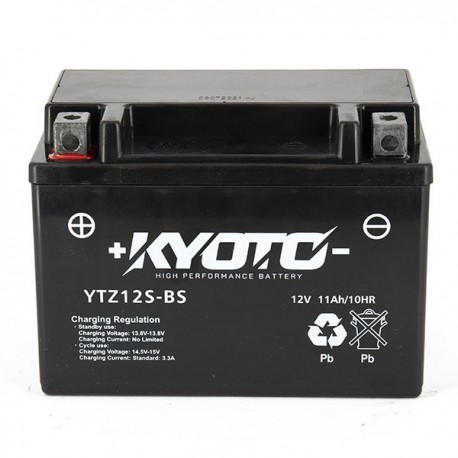 512129 : Batterie Kyoto GTZ12S-BS Forza 125 300 NSS