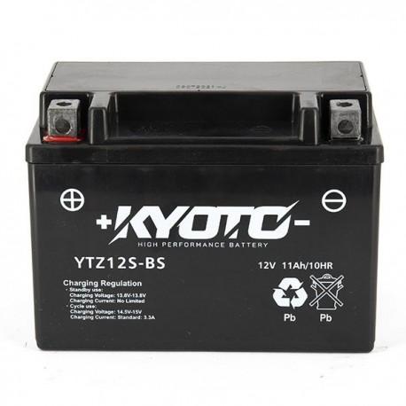 512129 : Kyoto battery GTZ12S-BS Forza 125 300 NSS