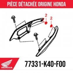 77331-K40-F00 : Honda rear handle cap Forza 125 300 NSS
