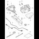 08L72-K40-F70 : Système d'ouverture électronique de top-case Honda Forza 125 300 NSS