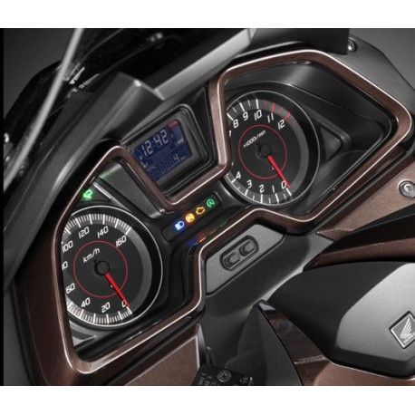 08F74-K40-F00ZX : Entourage de Compteur Honda Forza