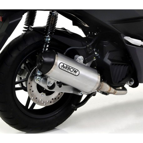 53508AN : Arrow Race-Tech Full Exhaust System Forza 125 NSS