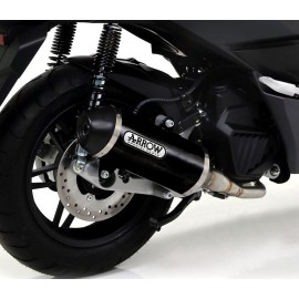 Arrow Dark Race-Tech Full Exhaust System