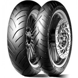 630052 : Dunlop Scootsmart 140/70-14 Rear Tire Forza 125