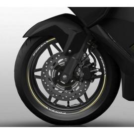 08F76-K40-F01Z : Honda Rim Stickers Forza
