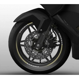 08F76-K40-F01Z : Liserés de Jantes Honda Forza