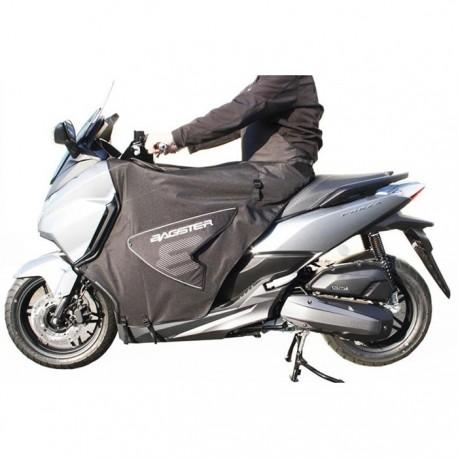 7581CB : Bagster Boomerang Leg Cover Forza 125 NSS